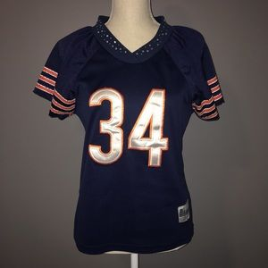 EUC Jerry Payton Chicago Bears Women's Jersey
